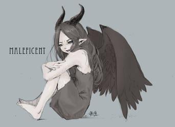 Revenge Maleficent by soutatsu123