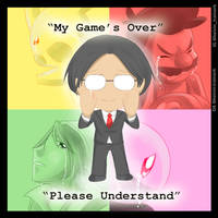 Thank You Satoru Iwata by kelvin-trainerk