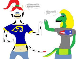 The Super Bowl Bet pt1 by Koleyl