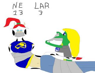 The Super Bowl Bet pt2 by Koleyl