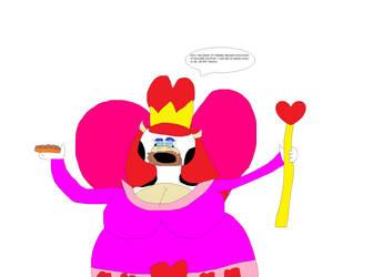 The Valentine Queen demands it by Koleyl