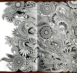 doodlemania by Tatyanka-Gunchak