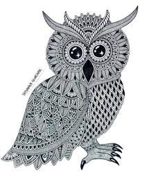 owl by Tatyanka-Gunchak
