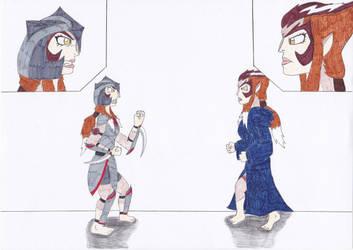 Bad Pumyra vs Good Pumyra (Requested) by OkamiRyuu1993