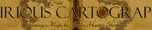 Curious Cartography Banner by Cirias
