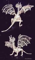 dragon by ftourini