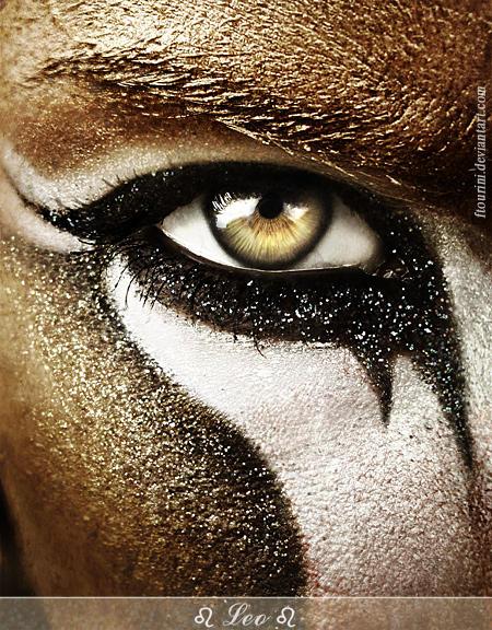 Leo eye by ftourini