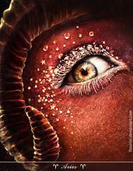 Aries eye by ftourini