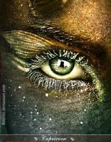 Capricorn eye by ftourini