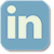 linkdin icon by ftourini