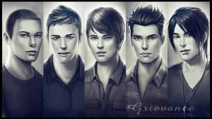 grievance boys wallpaper by ftourini