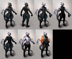 Axer - Full Concept by JayAxer