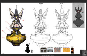 Firefall Buoy Concept by JayAxer