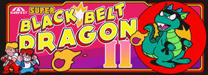 Super Black-Belt Dragon II!! by JayAxer