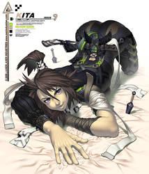 Kita, the 9th Issue by JayAxer
