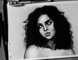 Portrait (31) by anabdero