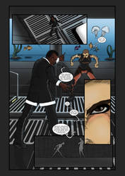 Mass Effect Lost Scrolls Chapter 4 - Page 5 by blood