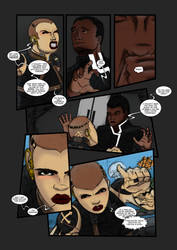 Mass Effect Lost Scrolls Chapter 4 - Page 6 by blood