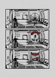Mass Effect Lost Scrolls Chapter 4 - Page 8 by blood