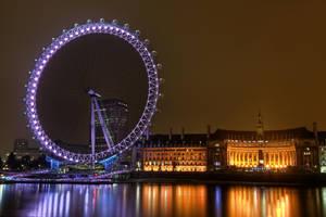 London Eye by ACPhotography