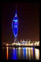 Spinnaker Tower - Portsmouth by ACPhotography