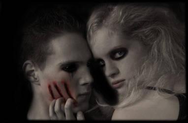 love kills slowly by Riangel