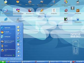 Cj's Desktop by hoypinoyako