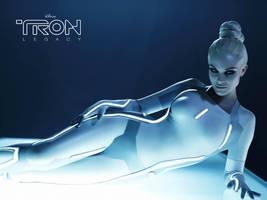 Beau Garrett Tron Legacy: Jem by ockre