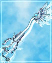 Keyblade: Lux Fortuna by PhoenixTrooper
