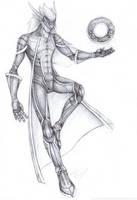KH: Digital Darkness by PhoenixTrooper