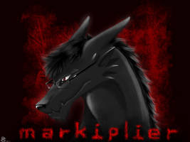 Markiplier - Dragon #1 by SimplEagle
