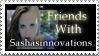 My Stamp for Friends by SashaGeorge