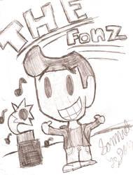 the fonzi by evillizard91