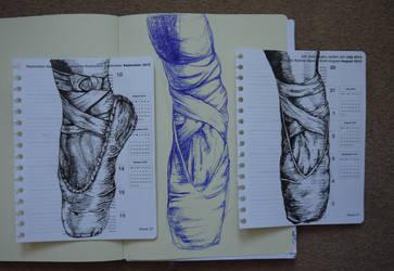 Some dance drawings by density-tmr