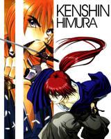 Kenshin Himura by Maou23