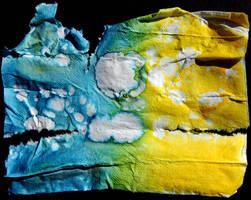 Tie Dye Paper by mcbadshoes