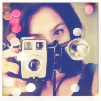 just a girl and her camera by mcbadshoes