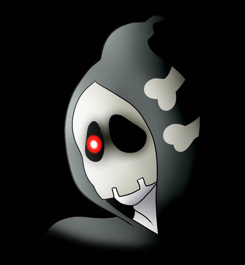 Quicky Picture Of Duskull As A Human By Hauntingstrash On Deviantart