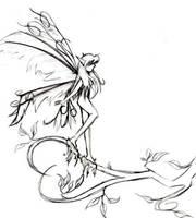 Fairy by xrainingxbloodx