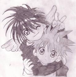 DN Angel by yelloyuja