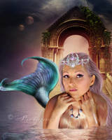 Daughter of The Sea by Pickyme
