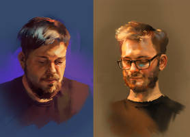 portrait sessions 4 by Skvor