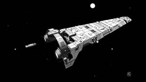 Sydkai Detached Cruiser by biomass