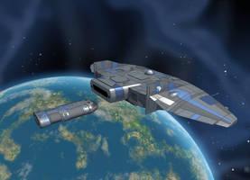 Safari Vessel, Star Huntress by biomass