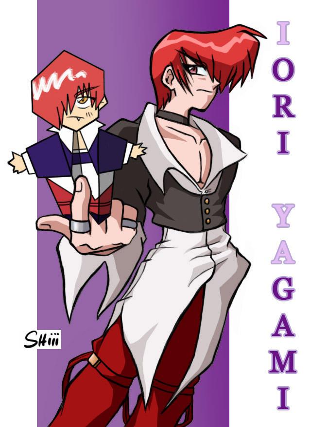 iORI yaGAMI by ishihira