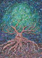 Inky Tree by Miandelam