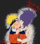 NarutoArt #2 NaruXAnko by MaksmoNero
