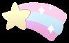 [F2U] shooting star by ivaliii