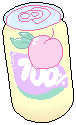 [F2U] peach drink by ivaliii