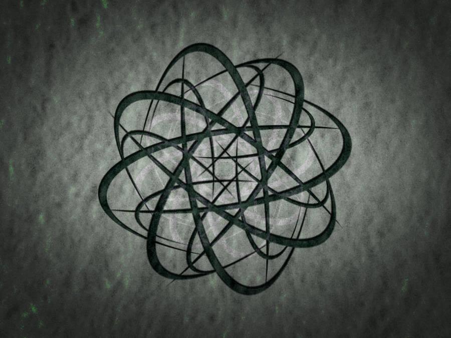 Tribal Atom by Tw1stedMetalPirate